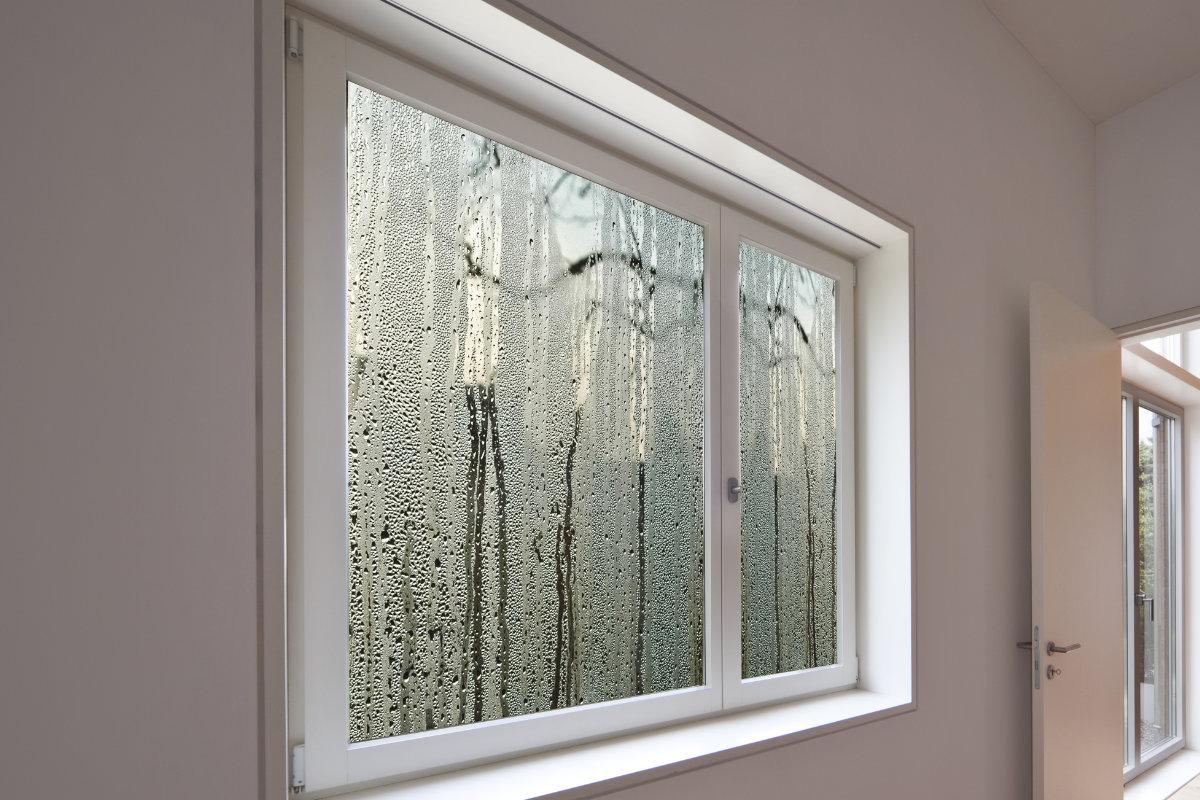 condensatievocht ramen