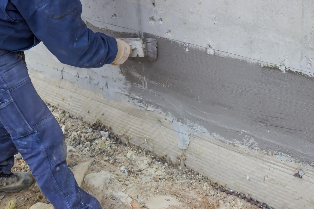 stappenplan voor het injecteren van vochtige muren